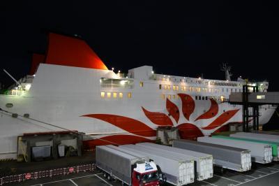 20211011-2 大阪→別府 さんふらわあで船の旅