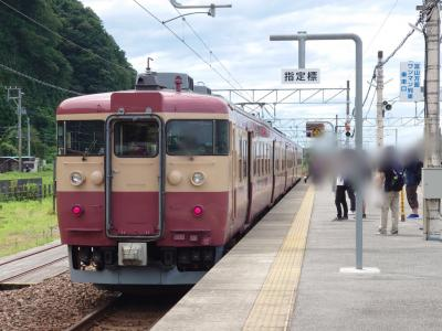 上・中越乗り鉄旅 (トキ鉄413系急行、北越急行超快速、青海川駅など!)