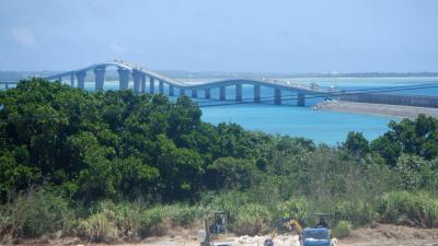 2021年5月守ろう心身の健康!好天の宮古列島をまわってみた(1)橋で活路を開く下地島空港周辺を巡る