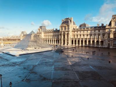 ヨーロッパで人生初のひとり旅 2日目パリ市内観光