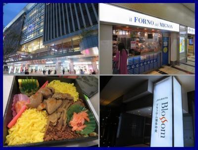 九州・乗り物と食いしん坊の旅(5)JR九州ホテルブラッサム博多中央と博多のうまかもん