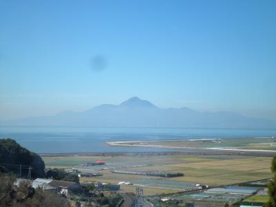 南島原・日野江城跡を散策、小浜ちゃんぽん&トルコライスを食べて雲仙よか湯へ
