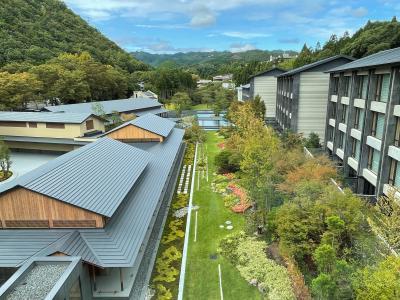 『ROKU KYOTO, LXR Hotels & Resorts』宿泊記①ヒルトンのダイヤモンド会員特典でROKUスイートにアップグレード