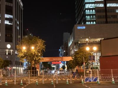 姪っ子ちゃんの夏休み 2021 Vol.5 札幌でTOKYO 2020の雰囲気を少しだけかじってみた