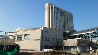 「アナ雪」とニッコー東京台場