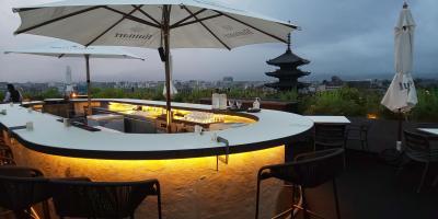 ザ・ホテル青龍 京都清水          K36 The Bar&Rooftop