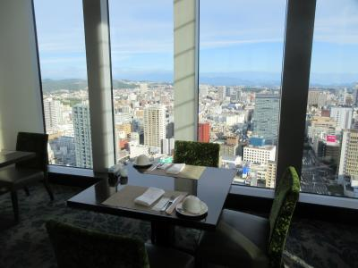 ウェスティンホテル仙台(デラックススイート)2連泊(食事編)