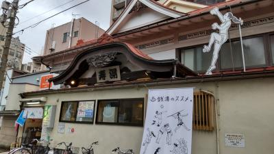 上野稲荷町1泊旅行