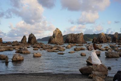 本州最南!潮岬と橋杭岩、白浜温泉宿泊の旅