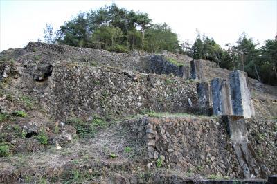 たね井やでランチバイキング後西江邸と高梁のマチュピチュ吉岡銅山跡訪問