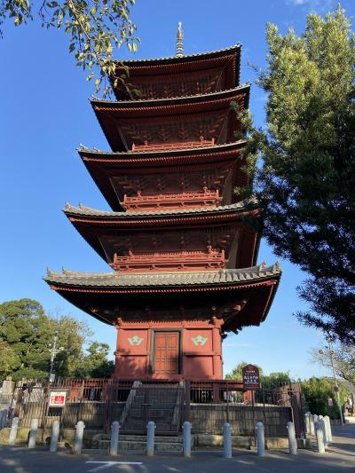 池上本門寺と有名人のお墓散策