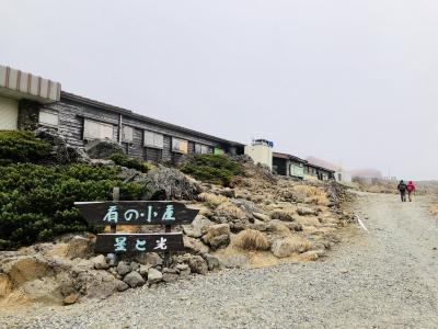 【金夜発】カジュアル登山のはずが?!悪天候で試練の乗鞍岳!