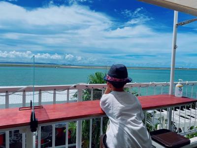 息子小5の夏休みは沖縄でリフレッシュの旅♡
