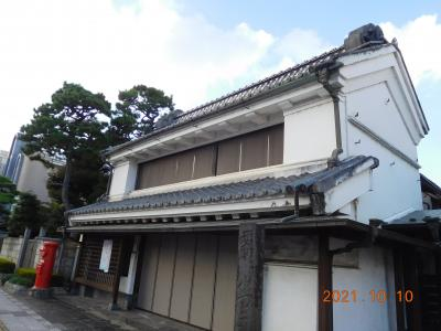 御宿場印めぐり散歩 1.粕壁宿【春日部】