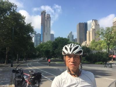 アメリカ大陸自転車なんちゃって横断旅(4)最終回