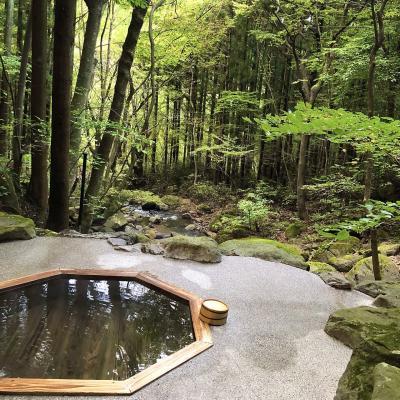 【秋の1泊2日】東北温泉旅行 土湯別邸里の湯