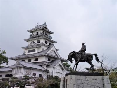 日本百名城巡り 四国7名城 3泊4日(3日目:47~48城目)