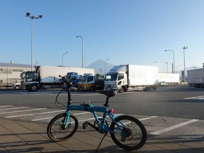 自転車でGO!早朝バージョン&ポタリング富士市内(22) =2021.09.29=