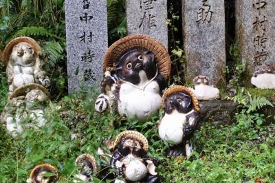 2021初秋の京都・奈良その1~狸と武蔵の一乗寺