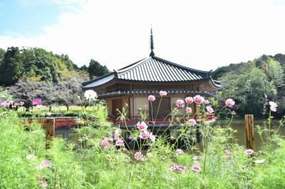 2021初秋の京都・奈良その2~聖林寺から安倍文殊院経由大神神社へ