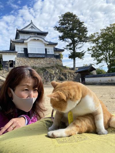 2021.10.19-20自分GoToで天空の城備中松山城の雲海見に行く①