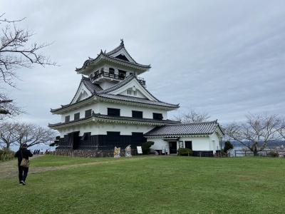館山城と市内の要塞施設散策