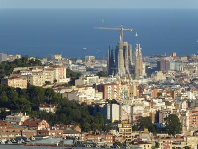 パンデミック後のバルセロナ