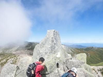 2021秋 駒ヶ根3:日本百名山の木曽駒ヶ岳とロッククライミング?の宝剣岳、温泉とソースカツ丼
