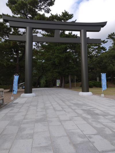 旅行体験記2021~出雲~島根二番目の都市。出雲そばと参拝後に美味しいスイーツはいかがでしょうか。