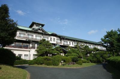 むかしからあるホテルに泊まる旅 蒲郡クラシックホテル