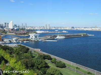 横浜港&相模湾を一望する秋旅★[1]ホテルニューグランド in 横浜