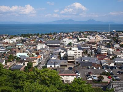 今年の夫婦旅は長崎でプチ社会科見学(^^;) 「1日目 島原半島を巡りました」