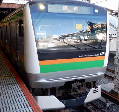 L OCT 2021  プチテツ16・・・・・①山手線臨時列車品川行
