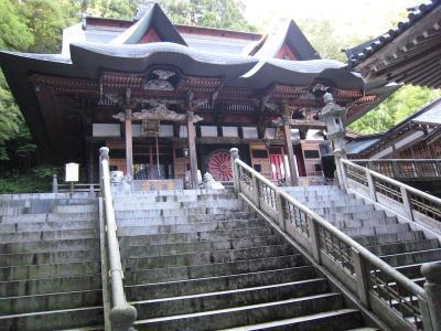 歴史の薫る精霊の山 羽黒山神社を訪ねて