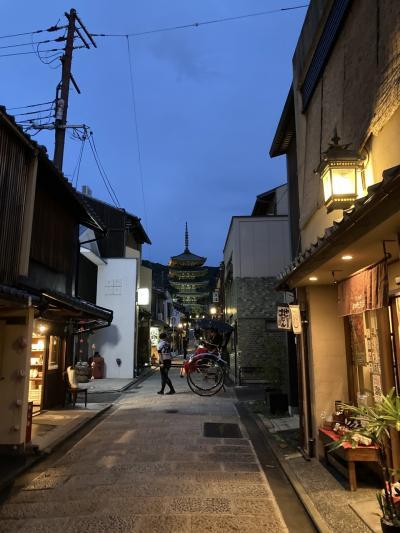 京都でホテルステイ