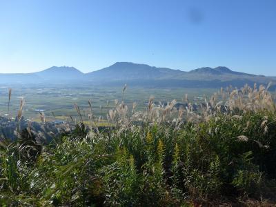 阿蘇山が小噴火した翌日に南阿蘇で仕事があり行って来ました (@_@)