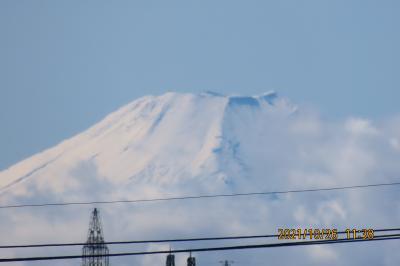 美しかった富士山②