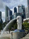 暖冬ニッポンから猛暑シンガポールへ。
