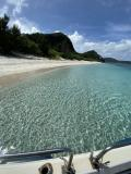 やっとたどり着いた2020年初座間味の旅 五日目奇跡の安室島