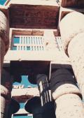 昔、昔、34年前、母とエジプトに出かけました。帰りはギリシャでエーゲ海クルーズもしました。