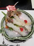 週末のんびりステイ@三朝温泉。カニ美味かった!