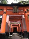 「五等分の花嫁」聖地巡礼で京都修学旅行