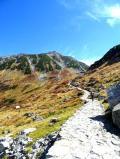 【室堂】絶景!紅葉の立山黒部アルペンルート♪立山という山はなかったの写真