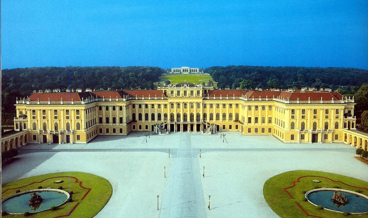 『老年夫婦の海外旅行第13集 中欧 オーストリア ウイーン ...