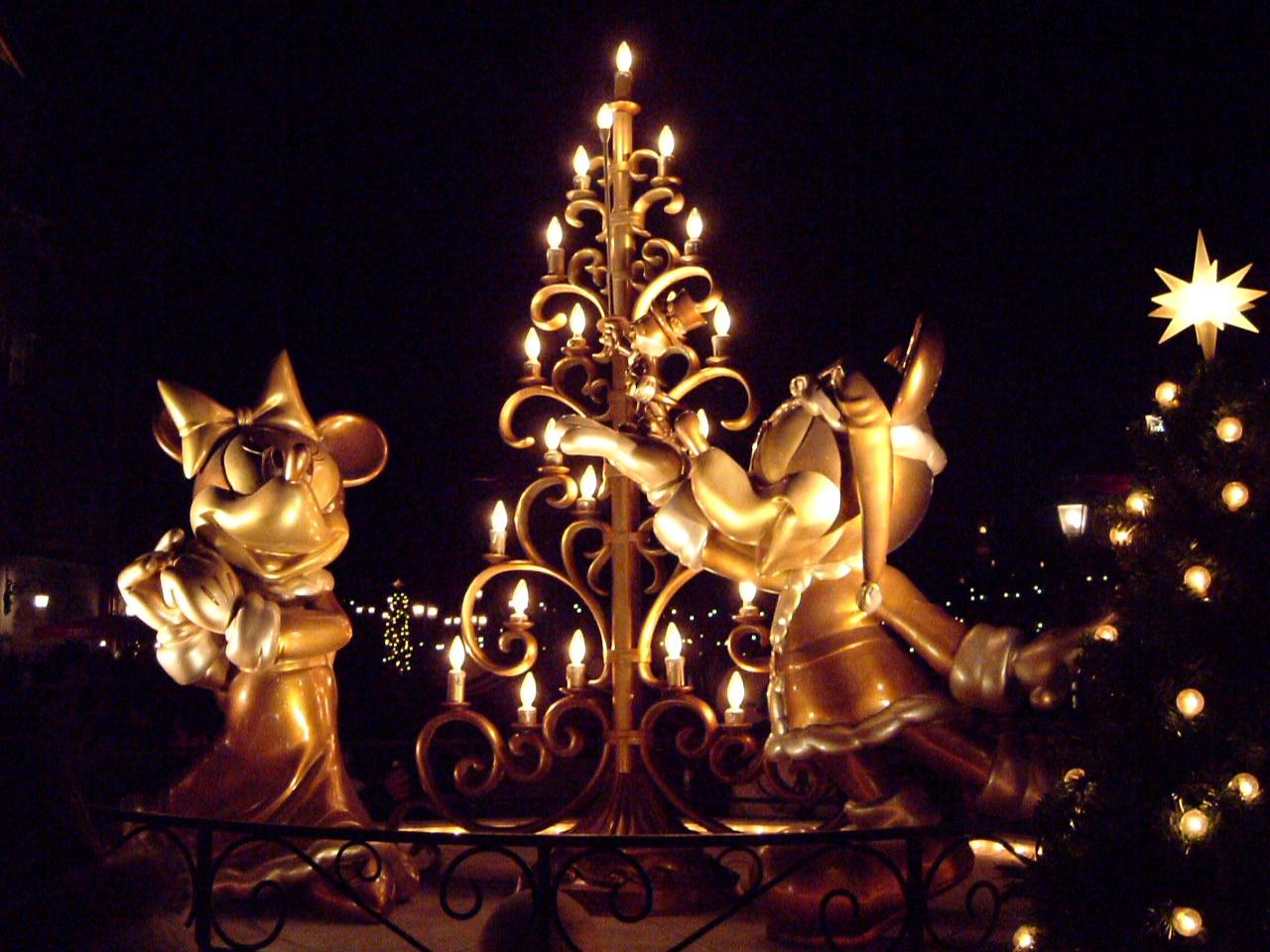 東京ディズニーシーのクリスマス』東京ディズニーリゾート(千葉県)の