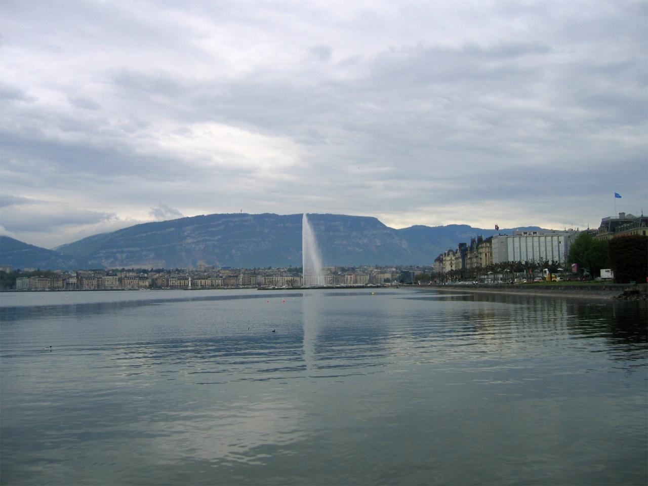 ジュネーブ (ジュネーヴ) Genève (Geneva)(2ページ)