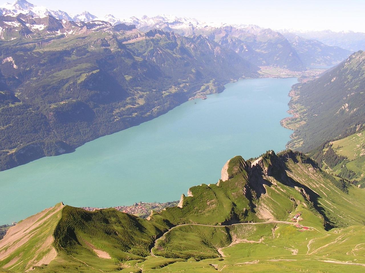 スイスの風景 2004 その28 ブリ...