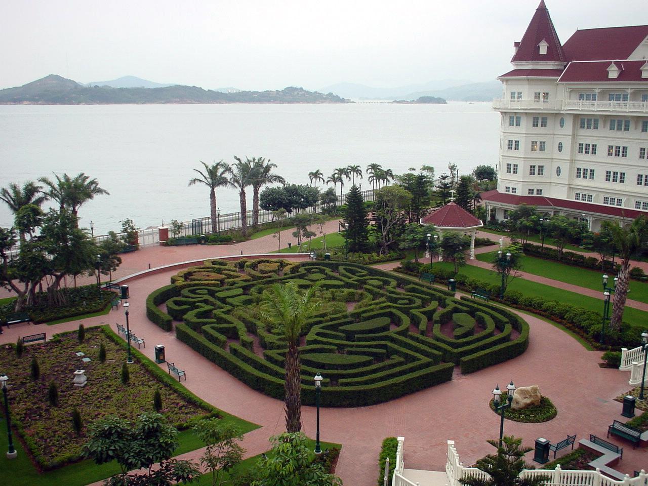 香港ディズニー滞在記(4)香港ディズニーランド・ホテルその1』香港