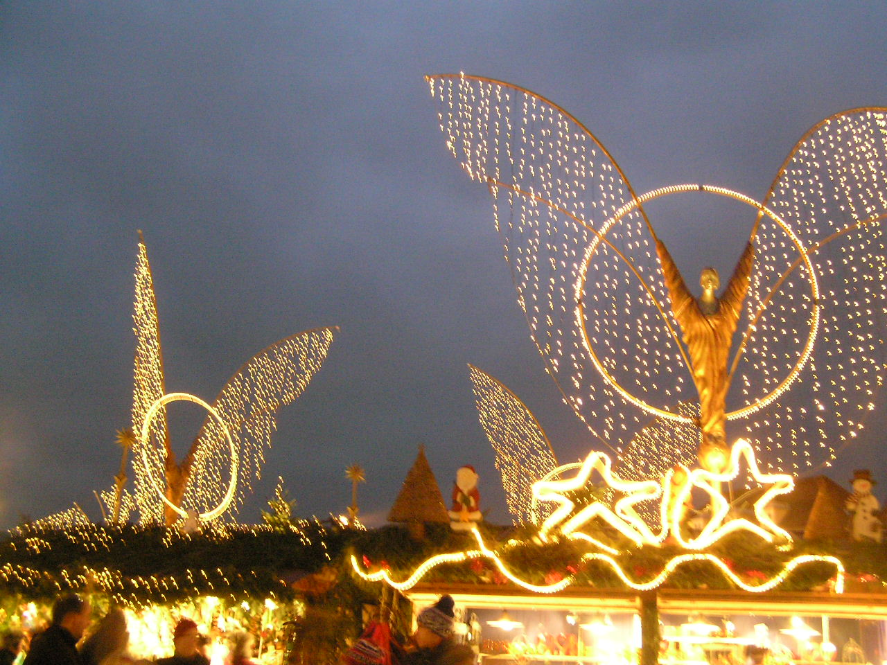 クリスマスマーケット巡りの旅・ふたたび(10)