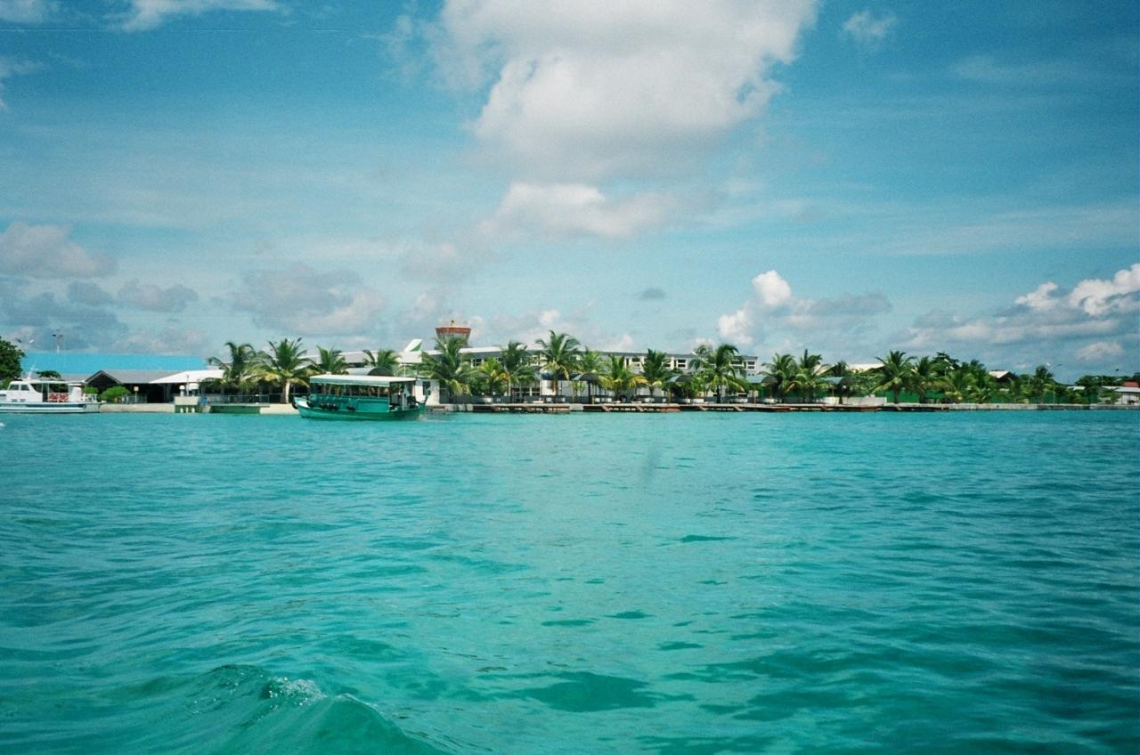 インド洋のリゾートアイランドモルジブ。